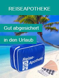 Tipps für Ihre Reiseapotheke von Ihrer Apotheke Kirchberg