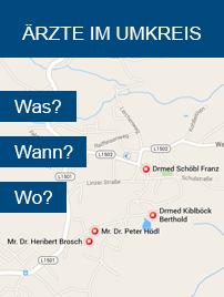 Ärzte im Umkreis der Apotheke Kirchberg