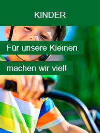 Das Angebot für Kinder in der Apotheke Kirchberg