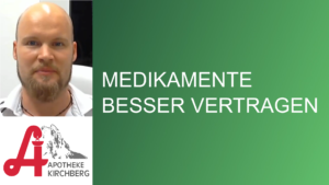Video: Medikamente besser vertragen
